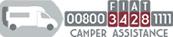 FIAT CAMPER ASSISTANCE 0080034281111