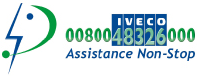 IVECO Assistance Non-Stop 0080048326000